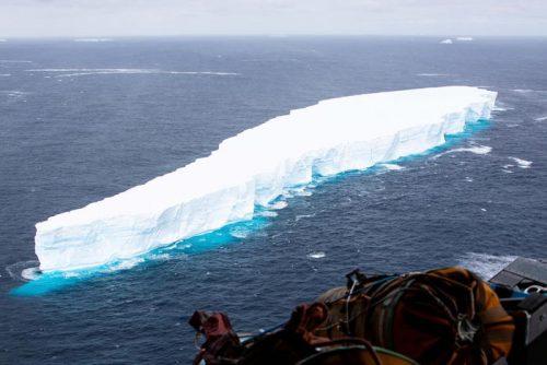 Antartide: si  stacca A-76,  l'iceberg più grande al mondo