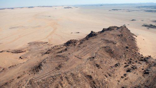 Arabia Saudita: nuove scoperte sui mustatils, le strutture rettagolari di oltre 7mila anni