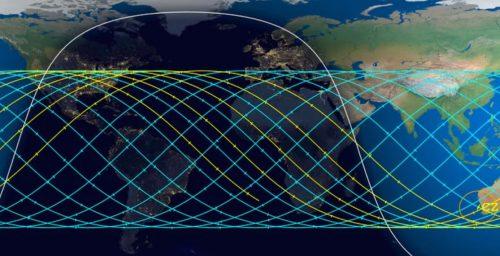 Il razzo cinese Long March 5B si è schiantato: l'area del rientro in atmosfera, i dettagli