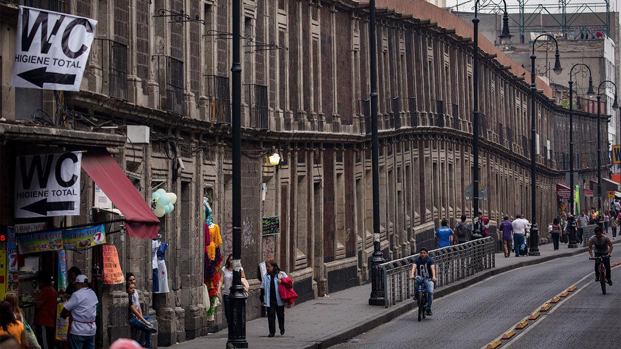 Città del Messico sprofonda ad un velocità 'folle'. Punte di subsidenza di 2 metri in 4 anni in alcune aree