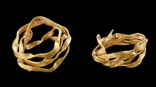 Archeologia: un anello d'oro di 3.800 anni fa è il più antico gioiello della Germania orientale