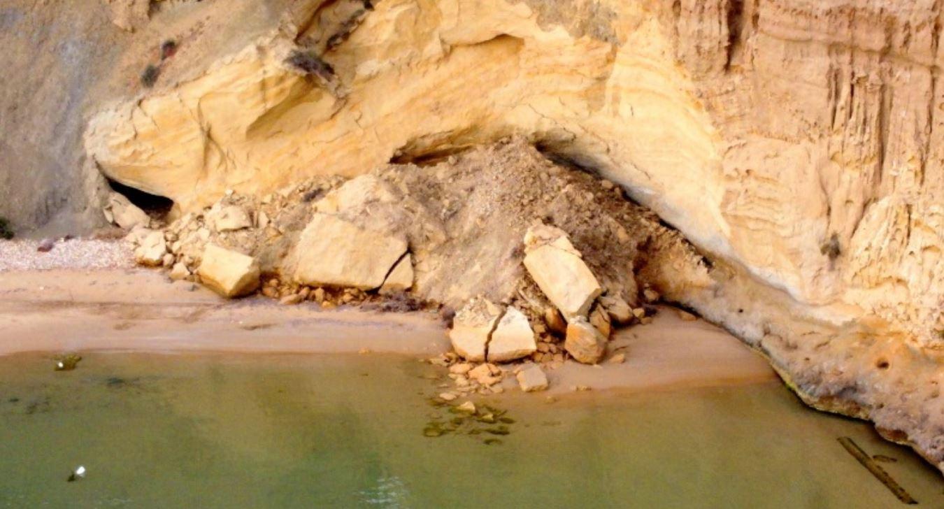 """Disastro in Sicilia, crollata la grotta della piscine: """"In estate sarebbe stata una strage"""""""