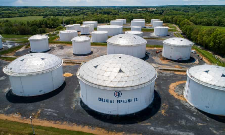 USA: hacker attacca sito della Colonial Pipeline Company. A rischio forniture nell'East Coast