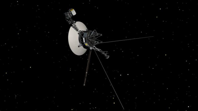Spazio: Voyager 1 registra un segnale spaziale interstellare