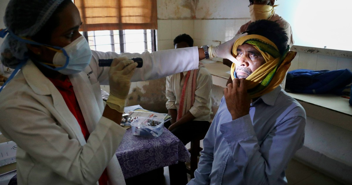 India: quasi novemila infetti dal 'fungo nero'. Colpiti i malati di Covid