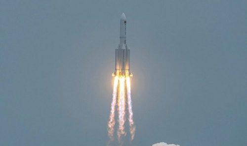 Il razzo 'Lunga Marcia 5B' potrebbe precipitare il 9 maggio. Riunione straordinaria della Protezione Civile