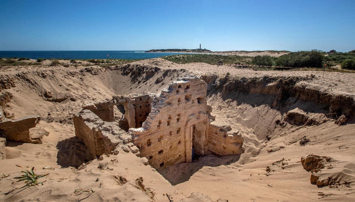 Spagna: riportate alla luce delle terme romane di 2000 anni fa