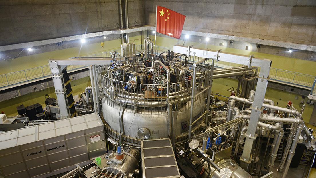 La Cina accende il 'Sole artificiale' per 101 secondi a una temperatura di 120 milioni di gradi