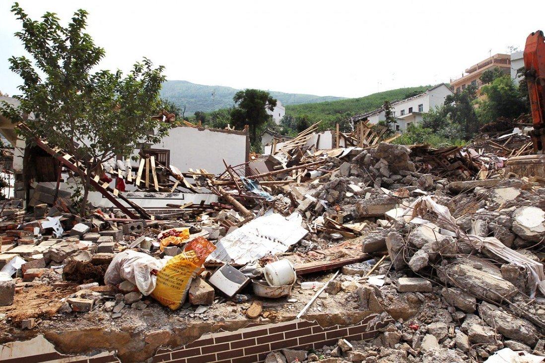 Terremoto Cina: registrate 43 scosse nella provincia di Yunnan. Crolli e vittime