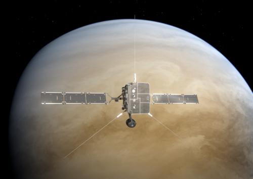 Spazio: la sonda Parker si avvicina a Venere e registra un segnale radio. Il video