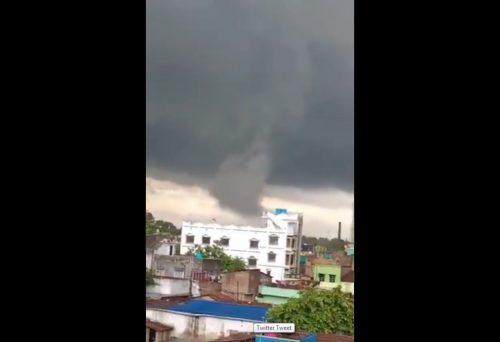 India: dopo il tornado Yaas in arrivo un'invasione di locuste