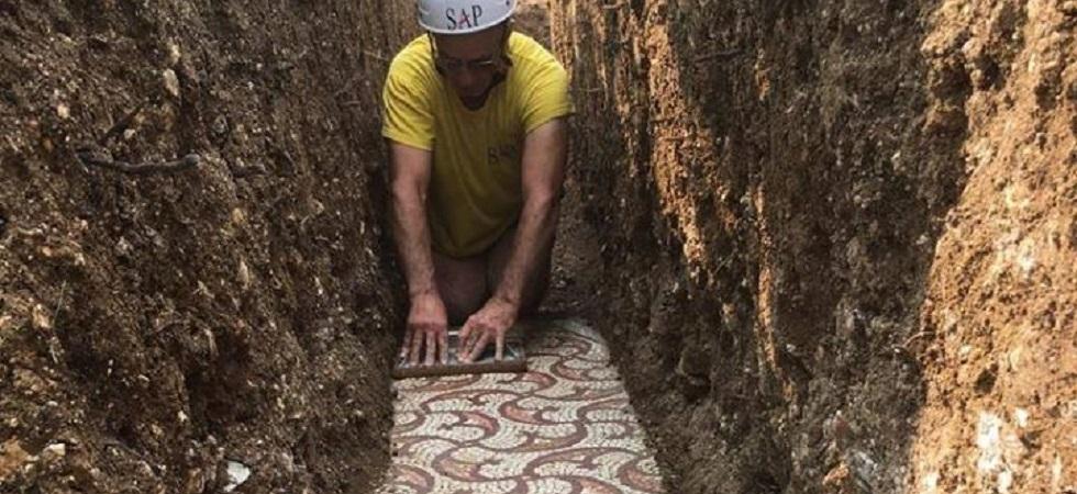 Archeologia: una casa del secondo secolo scoperta a Verona