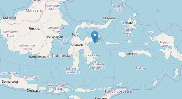 Indonesia: registrata violenta scossa di terremoto. Torna la paura nell'arcipelago