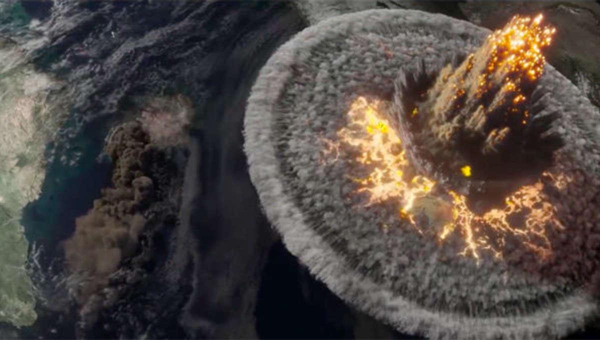 Un asteroide colpì la Groenlandia in un passato 'eccezionalmente recente'