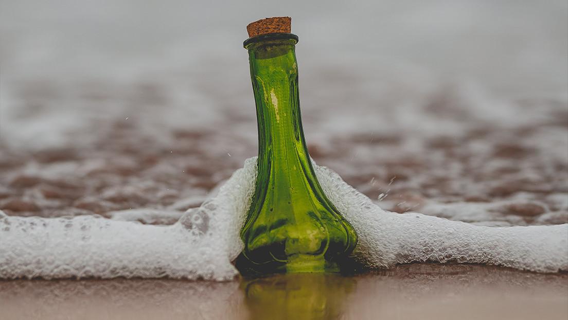 Portogallo: pescatore trova un messaggio in una bottiglia proveniente dagli USA