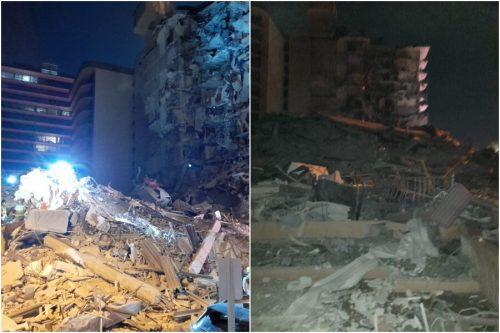 Florida: crolla un palazzo di 12 piani, si temono molte vittime