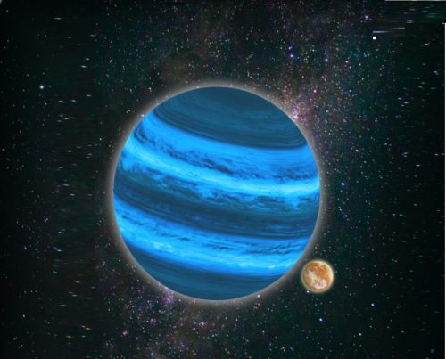 Spazio: acqua sulle lune dei pianeti vaganti. Lo studio
