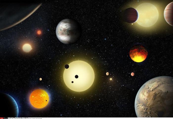 Astronomia: ecco gli esopianeti e le stelle dai quali è possibile osservare la Terra