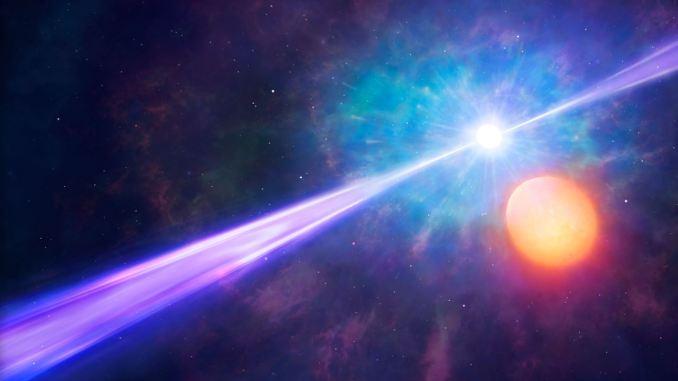 Spazio: registrata enorme esplosione a circa 1 miliardo di anni luce dalla Terra