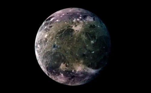 Spazio: JUNO si avvicina a Ganimede, la luna più grande del Sistema Solare