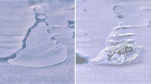 Antartide: un enorme lago di acqua dolce scompare nel nulla. La sorpresa degli scienziati