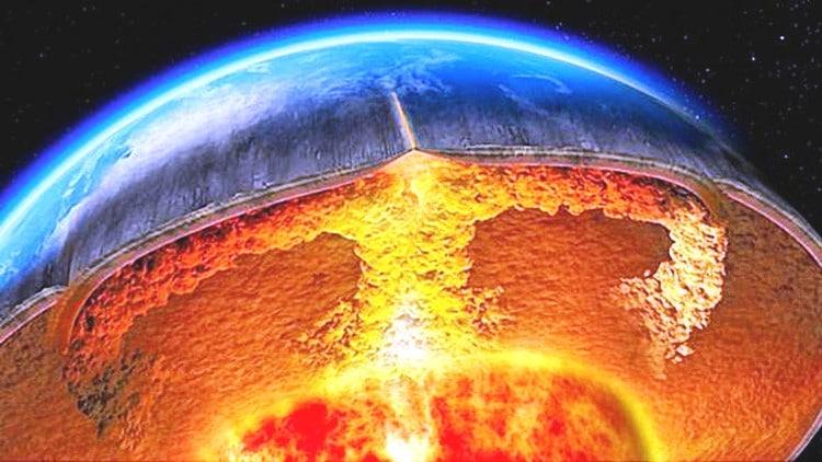 Il nucleo della Terra sta crescendo in maniera 'non omogenea'. Il fenomeno inspiegabile