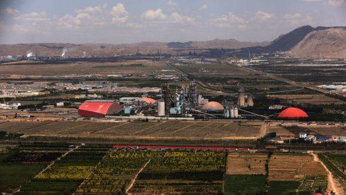 La Cina scopre un giacimento record di petrolio di scisto