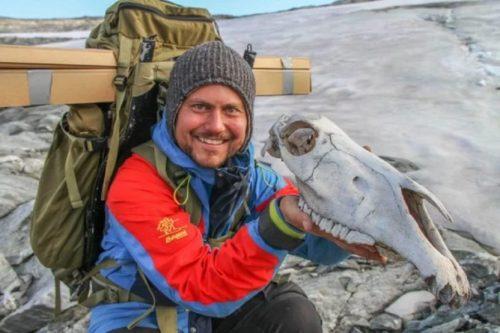 Norvegia: un leggendario villaggio vichingo emerge grazie allo scioglimento del ghiaccio