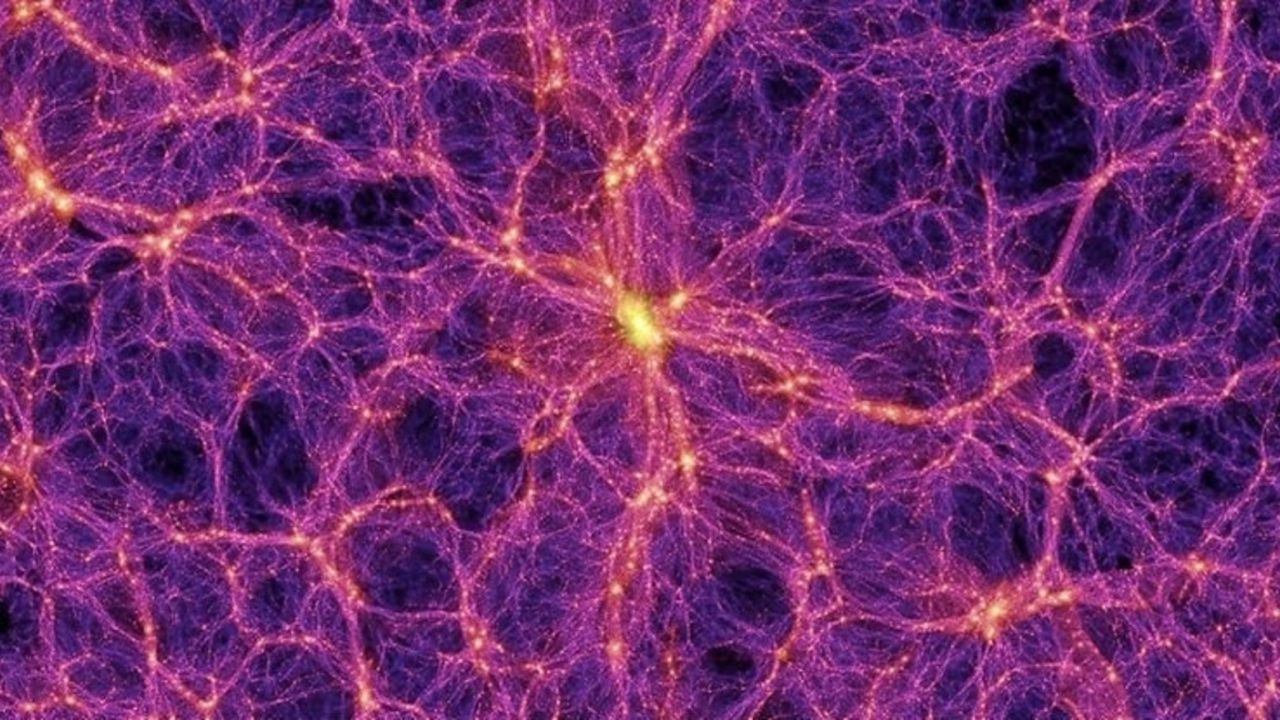 Gigantesche strutture rotanti scoperte nello spazio
