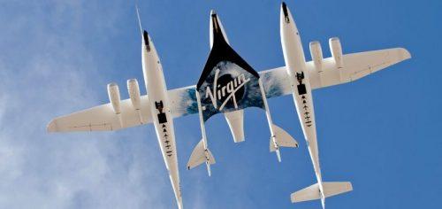 Parte il turismo spaziale: domenica il volo di Virgin Galactic