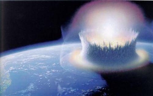 L'asteroide che estinse i dinosauri provocò un gigantesco tsunami. Scoperte le tracce delle onde