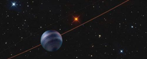 COCONUTS-2b: il pianeta più vicino mai scoperto ad 'imaging diretto'