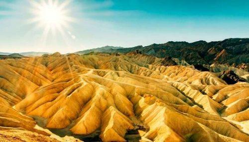 Registrati 54 gradi nella Death Valley: 'Forse la temperatura più alta mai registrata sul nostro pianeta'