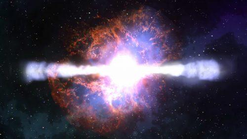 Scoperta l'esplosione più potente dello spazio: l'ipernova magneto-rotazionale