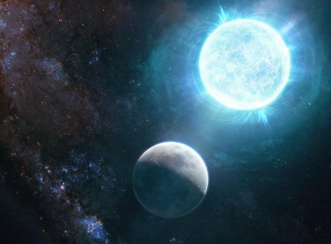 Scoperta nana bianca incredibilmente piccola. Ha le stesse dimensioni della Luna