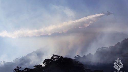 Siberia: piogge artificiali per spegnere gli incendi
