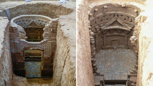Cina: un gruppo di tombe di oltre 700 anni fa stupisce gli archeologi