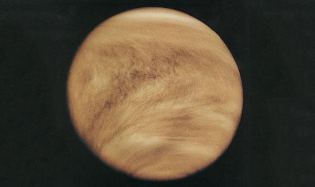 Venere: un fenomeno atmosferico misterioso nel lato notturno