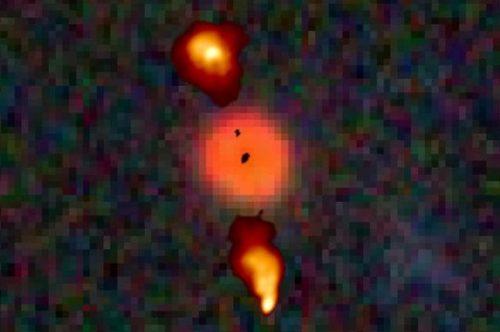 Astronomia: ecco le immagini più nitide mai realizzate di galassie nello spazio profondo