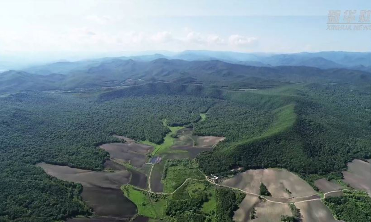 Cratere di meteorite scoperto in Cina: 'È uno dei più grandi mai individuati'