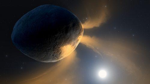 Spazio: risolto il mistero di Fetonte, l'asteroide con la coda di cometa