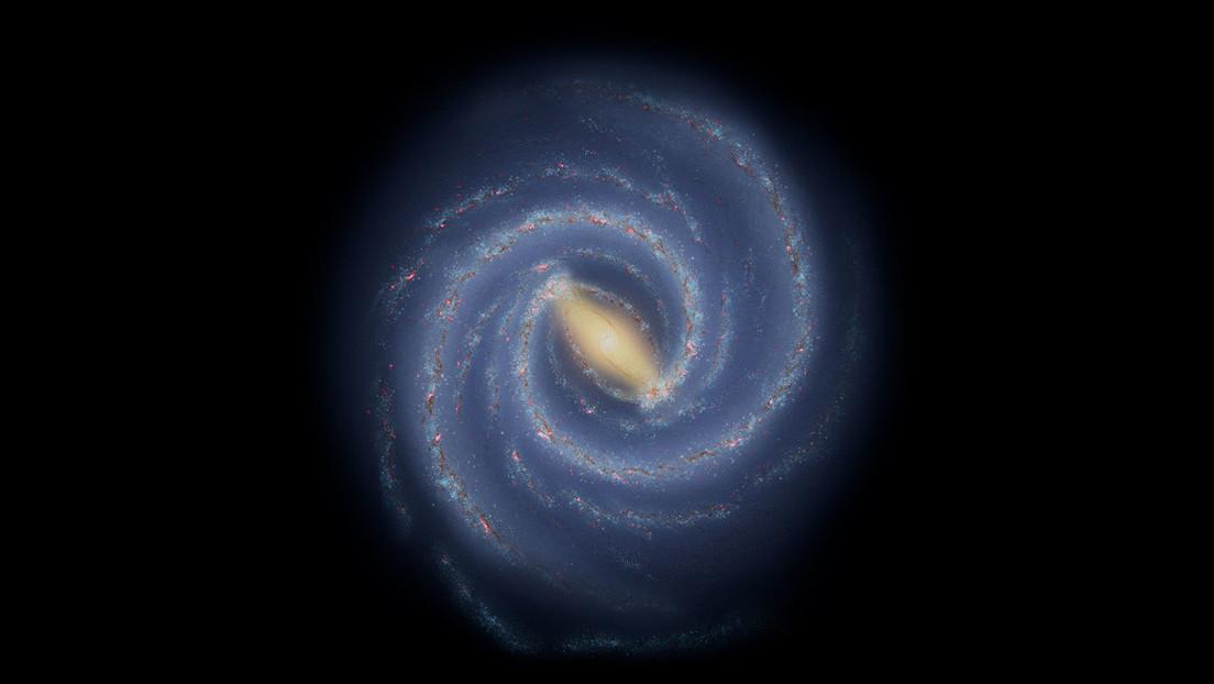 """Spazio: scoperta una """"rottura"""" in uno dei bracci a spirale della Via Lattea"""