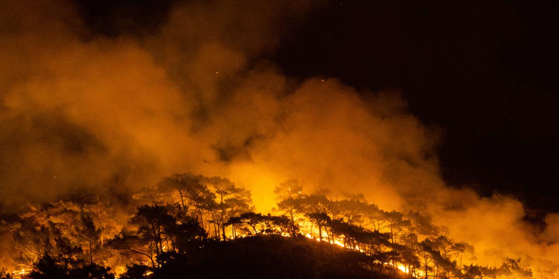 Grecia nella morsa del caldo record e degli incendi: 'Mai così caldo da oltre 30 anni'