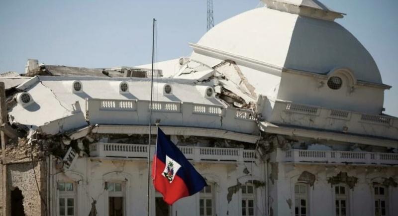Haiti: le prime immagini della devastazione provocata dal terremoto