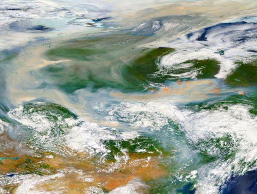 Incendi Siberia: da giugno liberate 505 megatonnellate di anidride carbonica in atmosfera