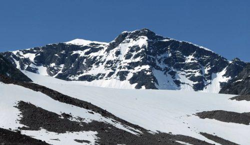 Svezia: l'altezza del monte Kebnekaise continua a ridursi a causa del caldo