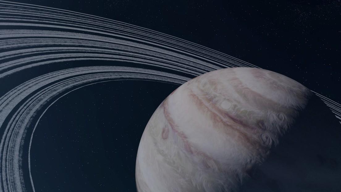 Saturno ha un nucleo melmoso. La scoperta grazie agli anelli del pianeta