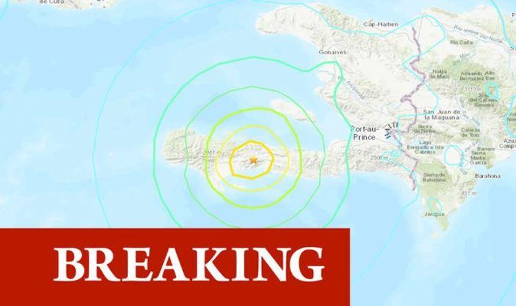 Terremoto Haiti: crollano edifici nel sud del paese. Diramata allerta tsunami