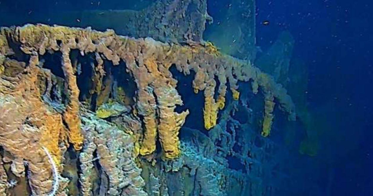 Il Titanic potrebbe scomparire per sempre: l'allarme dei ricercatori
