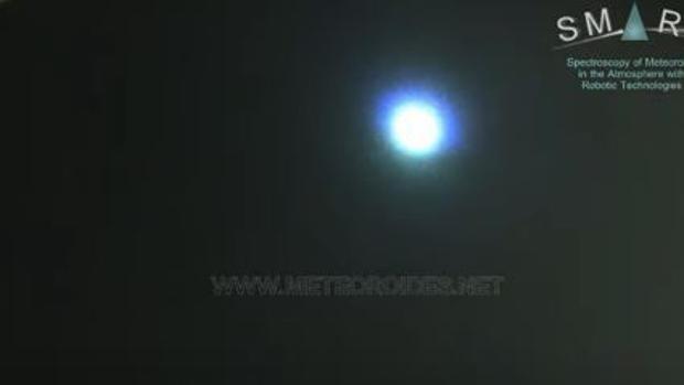 Un bolide spaziale sorvola il sud della Spagna: 'Più luminoso della Luna'